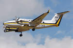 D-CADN Beech Super King Air 350 (B300) 06.05.2015