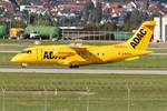 ADAC, D-BADA, Dornier, DO-328, 12.09.2019, STR, Stuttgart, Germany