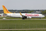 Pegasus Airlines, TC-CPC, Boeing, B737-82R, 11.05.2016, STR, Stuttgart, Germany