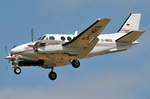 D-IMRB Beech C90GTI King Air 17.07.2016