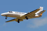 D-CHZF Cessna 550B Citation Bravo 10.05.2015