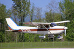 Private, N13188, Cessna 172-M,  8.Mai 2016, BSL Basel, Switzerland.