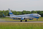 Enter Air, SP-ENT, Boeing 737-8AS W, 18.Mai 2016, BSL Basel, Switzerland.