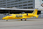 ADAC Ambulance, D-CURE, Learjet 60 XR, 15.Juli 2016, ZRH Zürich, Switzerland.