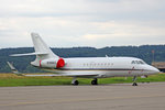 Private, N196KC, Dasault Falcon 2000, 15.Juli 2016, ZRH Zürich, Switzerland.