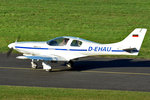 Lancair 235 Experimental, D-EHAU, taxy in EDKB - 27.11.2015