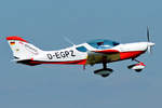 Czech Sport PS-28 Cruiser, D-EGPZ beim Start in Bonn-Hangelar - 17.08.2016
