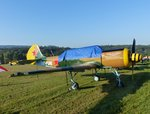 Jakowlew YAK-52, LY-FUN, Hahnweide (EDST), 10.9.2016