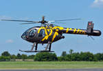 MD 520N, HB-ZTI hovert in EDRK - 19.07.2016