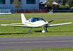 Rokospol Aviation Prag, Roko NG-6 WL, D-MBLO in Koblenz-Winningen 23.08.2016