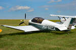Jodel DR 1050M Excellence, PH-MGA, in Wershofen - 03.09.2016
