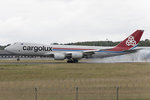 Cargolux, LX-VCE, Boeing, B747-8R7F, 22.06.2016, LUX, Luxembourg , Luxembourg