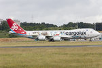 Cargolux, LX-VCM, Boeing, B747-8R7F, 22.06.2016, LUX, Luxembourg , Luxembourg