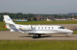 Private, HB-VOU, Cessna 560XL, 18.Mai 2016, BSL Basel, Switzerland.