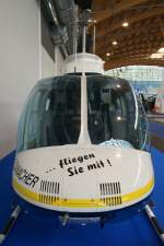 BHF Bodensee Helicopter, D-HEDB, Bell, 206 B (Front), 18.04.2012, Aero 2012 (EDNY-FDH), Friedrichshafen, Germany