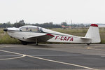 Private, F-CAFA, Scheibe, SF-25B-Falke, 26.05.2016, PGF, Perpignan, France