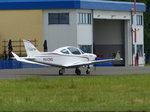 Alpi Aviation Pioneer 400, PH-CRG, Flugplatz Gera (EDAJ), 16.6.2016