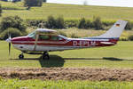 Private, D-EPLM, Reims-Cessna, 182P Skylane II, 27.08.2016, EDSW, Altdorf, Germany