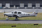 Private, D-EHMS, Cirrus, SR-22T, 22.06.2016, LUX, Luxembourg , Luxembourg