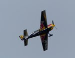 OE-ARQ, Extra 300, Challanger Maschine 3, RED BULL AIR RACE, Lausitzring, 3.9.2016