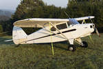 Private, N5994H, Piper, PA-16 Clipper, 10.09.2016, EDST, Hahnweide, Germany