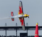 Zivko EDGE 540 V3, N14KN, Kirby Chambliss, RED BULL AIR RACE, Lausitzring, 3.9.2016