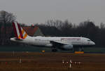 Germanwings, Airbus A 319-112, D-AKNV, TXL, 19.02.2017