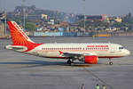 Air India, VT-SCH, Airbus A319-112, msn: 3288, 03.März 2017, BOM Mumbai, India.