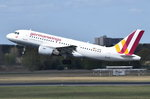 D-AKNO Germanwings Airbus A319-112   gestartet in Tegel am 20.04.2016