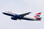 G-EUOI British Airways Airbus A319-131  gestartet am 14.05.2016 in München