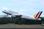 D-AKNU Germanwings Airbus A319-112   gestartet am 07.07.2016 in Tegel