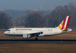 Germanwings, Airbus A 319-112, D-AKNM, TXL, 08.03.2016