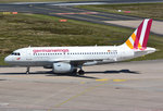 A 319-100 Germanwings D-AGWM, taxy in CGN - 05.05.2016