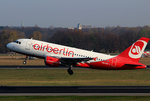 Air Berlin(Belair), Airbus A 319-112.