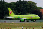 S7 Airlines, Airbus A 319-114, VP-BTV, TXL, 14.07.2016