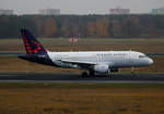 Brussels Airlines, Airbus A 319-112, OO-SSM, TXL, 25.11.2016