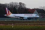 Germanwings, Airbus A 319-112, D-AKNS, TXL, 27.11.2016