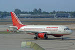 Air India, VT-SCT, Airbus A319-112 ,msn: 4029, 11.März 2017, TRV Trivandrum, India.