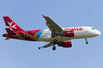 Air Malta, 9H-AEM, Airbus, A319-111, 08.05.2016, CDG, Paris, France