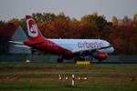 Air Berlin, Airbus A 319-112, D-ASTX, TXL, 29.10.2016