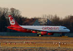 Air Berlin, Airbus A 320-216, D-ABZB, TXL, 31.12.2016