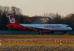 Air Berlin, Airbus A 320-216, D-ABZE, TXL, 31.12.2016