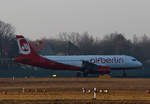 Air Berlin, Airbus A 320-216, D-ABZB, TXL, 29.01.2017