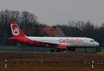 Air Berlin, Airbus A 320-216, D-ABZC, TXL, 19.02.2017