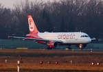 Air Berlin, Airbus A 320-214, D-ABFN, TXL, 29.01.2017