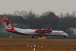Air Berlin, DHC-8-402Q, D-ABQN, TXL, 19.02.2017