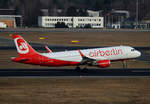 Air Berlin, Airbus A 320-214, D-ABNY, TXL, 04.03.2017