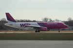 Wizzair Hungary, HA-LYU, (c/n 3531),Airbus A 320-232, 08.04.2016,HAM-EDDH, Hamburg, Germany
