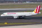 Germanwings (4U-GWI), D-AIQD  Biene Maja-Sticker , Airbus, A 320-211, 10.03.2016, DUS-EDDL, Düsseldorf, Germany