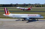 D-AIQN Germanwings Airbus A320-211   zum Start am 20.04.2016 in Tegel
